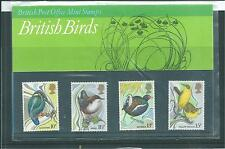 wbc. - GB - PRESENTATION PACK - 1980 - CENTENARY - WILD BIRD PROTECTION ACT