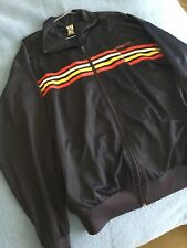 Vintage Adidas Tri-Acetate Polyester Track Top Training Jacket Size 20 105cm L