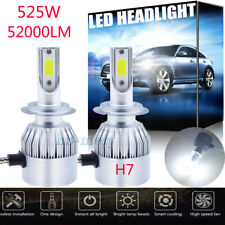 2Pcs For Ford Kuga I 2008-2012 Low Dipped Beam H7 Xenon LED Headlight Bulbs Lamp