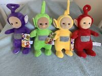 Talking Teletubbies - All 4 - Soft/cuddly Toys