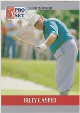 Billy Casper #81 1990 Pro Set PGA Tour Golf Special Inaugural
