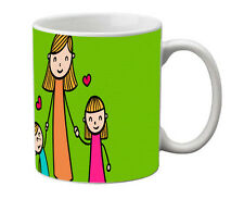 meSleep Green Beautiful Mothers Day Tea Cofffee Mug