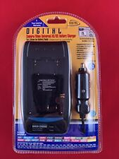 NIP Digital Universal Video Battery Charger for Lithium-Ion Battery Packs