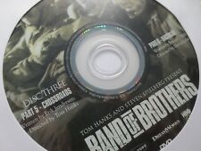 Band of Brothers Replacement Disc!  Disc 3, Disc Only!  U.S. Issue!