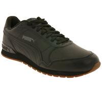 PUMA Schuhe zeitlose Herren Low Top Sneaker ST Runner v2 Full L Schwarz