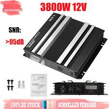3800W Audio Verstärker 12V Auto Audio VerstäRker Leistungsverstärker  Subwoofer