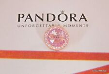 AUTHENTIC PANDORA ROSE™ COLLECTION RADIANT HEARTS LAVENDER #781725LCZ HINGED BOX
