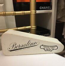 Vintage Borsalino Empty Hat Box 1950's-60's