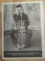 Therapy? Diane 1995 press advert Full page 27 x 38 cm mini poster