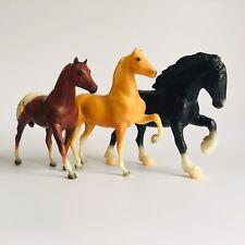 Breyer Paddock Pal Model Horse Toy Figure Bundle X3