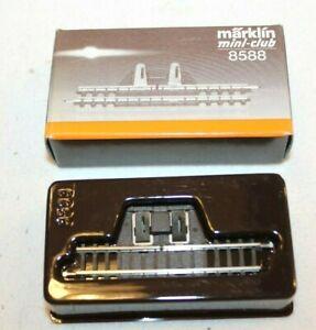 Märklin Z mini-club 8588 Trenngleis 55mm -  Neu + OVP