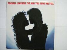 MICHAEL JACKSON 45 TOURS HOLLANDE THE WAY MAKE ME FEEL