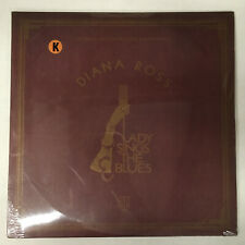DIANA ROSS Lady Sings The Blues 1972 US ORG Motown SEALED Dbl LP Billie Holiday