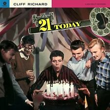 21 Today - Cliff Richard (2017, Vinyl NEUF)