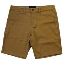 Oakley Workshop 4.0 Shorts Size 34 L Tobacco Brown Mens Casual Walkshorts