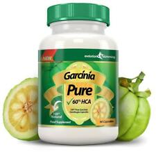Garcinia Pure 100% 1000mg 60% HCA 90 Weight Loss Capsules Evolution Slimming