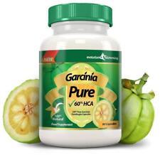 Garcinia 100 Pur % 1000mg 60% Hca 90 Perte de Poids Pilules Vente