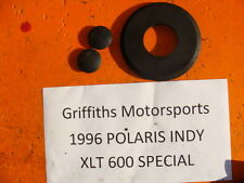 96 POLARIS 600 XLT 95 94 INDY SPECIAL XCR XC? BELLY PAN TRIM PLUG GAS CAP WASHER