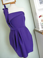 L'ART @ RIVER ISLAND PIN UP COUTURE DRESS SZ 14 WIGGLE/EVENING/PARTY/PROM/80'S