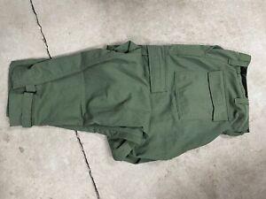 Propper Wildland Firefighter Pants, Green, 38-42 Short