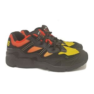New Balance 850 Shoes Mens 9 Sneakers Running  ML850KL2 Black Yellow Red