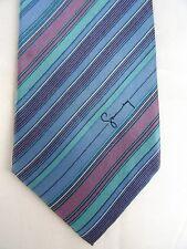 Schmale Krawatte von GIVENCHY Paris, 100% Seide, Luxus, Schlips