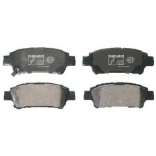 Disc Brake Pad Set Rear Federated D995 fits 04-10 Toyota Sienna