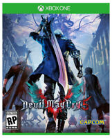 NEW Devil May Cry 5 Standard Edition (Microsoft Xbox One game 2019) sealed