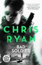 Bad Soldier: Danny Black Thriller 4, Ryan, Chris, New Book