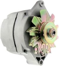 NEW ONE WIRE 1-WIRE ALTERNATOR GM DELCO 10SI LOW TURN ON SPEED 120 AMP!