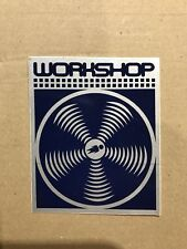 Alien Workshop Skateboard Sticker Vintage NOS Satelite Rob Dyrdek AVE Josh Kalis