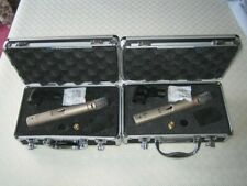Pair of AKG C1000S Condenser Microphones