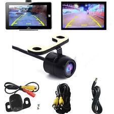 Car Auto Rear HD View Reverse Color Backup Parking Camera Night Vision CMOS_GG