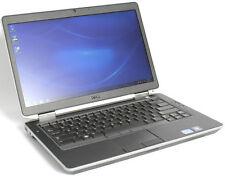 "Dell Latitude E6430s 14"" Laptop i7 3.0GHz 3540M 8GB RAM 1TB HDD WINDOWS 7 PRO"