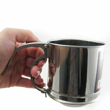 Stainless Steel Flour Sifter Sugar Handle Baking Bake 1 Cup Kitchen Chef Utensil