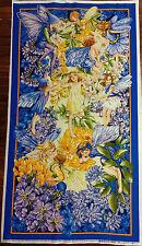 Patchwork Elfen  Panel Flower Fairies 60x110