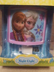 Disney Frozen Elsa and Anna Night Light~~Brand new!!!!!