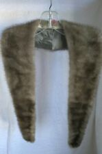 1930's Vintage Real Fur Stole Wrap & Sweater Glamour Fashion Theatre Costume