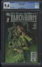 BLACK ADAM 1 CGC 9.6 10/07 PETER J.TOMASI STORY DC COMICS