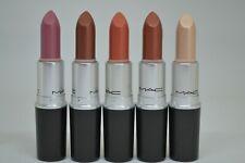 MAC Frost Lipstick BNIB 3g/0.1oz. ~choose your shade~DISCONTINUED~RARE~HTF~