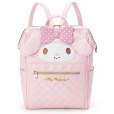 0225bf537c Lolita Cute My Melody Cartoon Schoolbag Women Travel Shoulders Bag Backpack