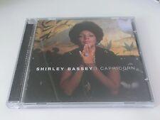 Shirley Bassey I Capricorn  2000 Near Mint CD