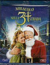 Blu-ray **MIRACOLO NELLA 34ª STRADA** nuovo 1948