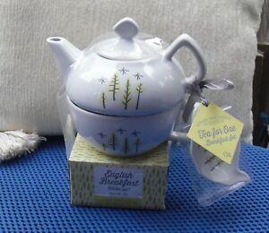 Lovely Lomer Of London Breakfast Set, Tea For One..