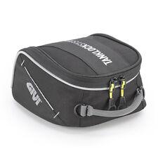 Givi EA123 Mini Tanklock Motorcycle Motorbike Tank Bag 5Lt With Waterproof Cover