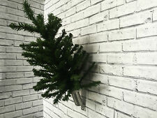 Flag Pole/Christmas Tree Wall Mounted Bracket Aluminium No Rust With Fixings UK