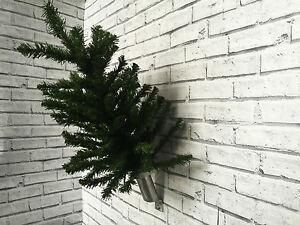 Flag Pole/Christmas Tree Wall Bracket Aluminium No Rust With Fixings UK