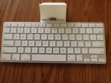 Keyboard Docking Station for iPad 3G