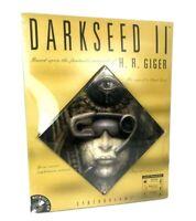 Darkseed II Dark Seed 2 Mac Version Trapezoid Big Box H.R. Giger NEW