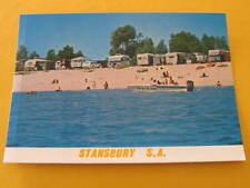 Caravan Park Foreshore Beach at Stansbury Yorke Peninsula South Australia